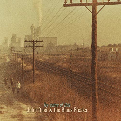 John Duer and The Blues Freaks