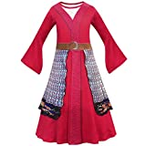 Costume for Girls Valentine Day Cartoon Heroine Long Sleeve 2020 live action Party Dress Up Jumpsuit Role Play Outfits Child Princess Cosplay Character Clothes Hero Movie Cosplay Party Dress 120CM