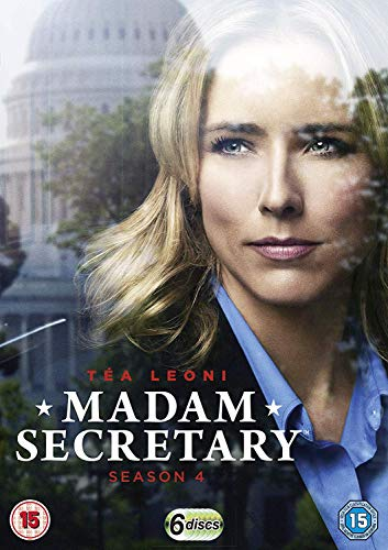 Madam Secretary: Season 4 Set (6 Dvd) [Edizione: Regno Unito]