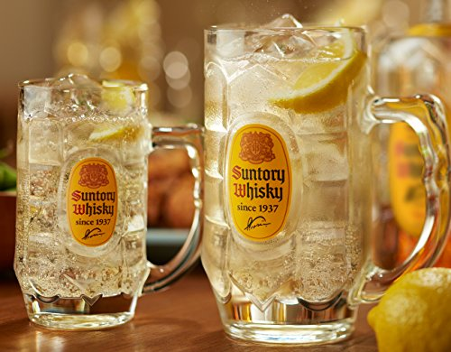 『SUNTORY メガ角ハイジョッキ グラス 700ml』の1枚目の画像