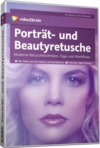 Preisvergleich Produktbild Porträt- und Beautyretusche - Calvin Hollywood