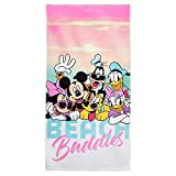Disney Mickey Mouse and Friends Beach Towel