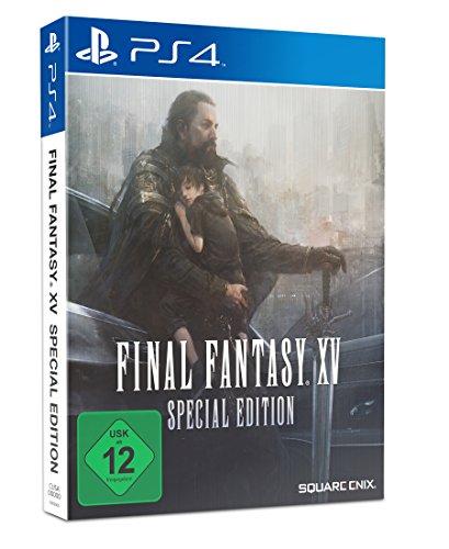 Final Fantasy XV Steelbook Edition - PlayStation 4 [Importación alemana]