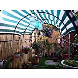 LIUNA Toldo Parasol Terraza Color Arena 95% Bloque UV Toldo Vela Rectangular Parasol Impermeable Malla Sombreo Rectángulo Cuadrados de Vela Resistente para Terraza Camping Jardín al Aire (Size:2x2m)