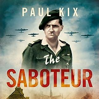 The Saboteur cover art