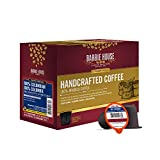 Barrie House 100% Colombian Single Serve Coffee Pods, 24 Pack | Compatible With Keurig K Cup Brewers | Small Batch Artisan Coffee in Convenient Single Cup Capsules