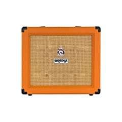 Power 35Watt (solid state) 2 channels Speaker: 1x10 inches Orange Voice of the World Controls: 3 band EQ, volume, gain, reverb Built in digital reverb