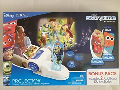 Disney Storytime Theater Projector Bonus Pack