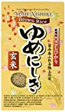 YUME NISHIKI JFC Brown Rice, 1 Pack (1 x 1 kg)