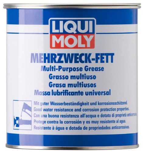 LIQUI MOLY 3553 Mehrzweckfett, 1 kg