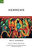 Hebrews (IVP New Testament Commentary)