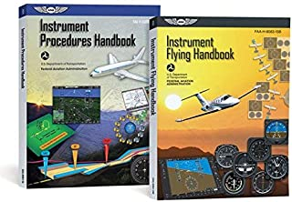 ASA Instrument COMBO Pack - Instrument Flying Handbook & Instrument Procedures Handbook - ASA-8083-15B-16B