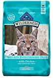Blue Buffalo Wilderness High Protein Grain Free Natural Adult Indoor Hairball...