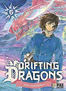 Drifting Dragons Edition simple Tome 6