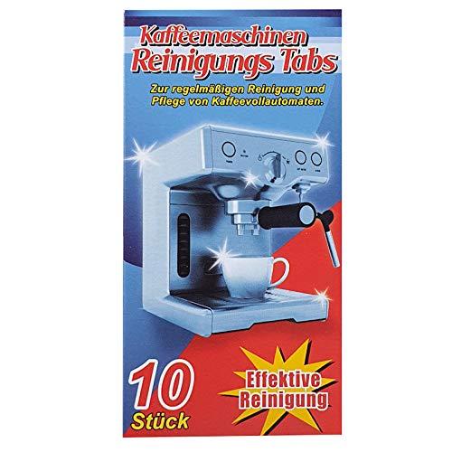 Środek czyszczący do ekspresów do kawy TABS do ekspresów do kawy (10 TABS)