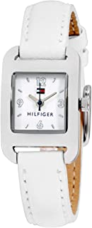 Tommy Hilfiger Communion Quartz Movement White Dial Ladies Watch 1781530