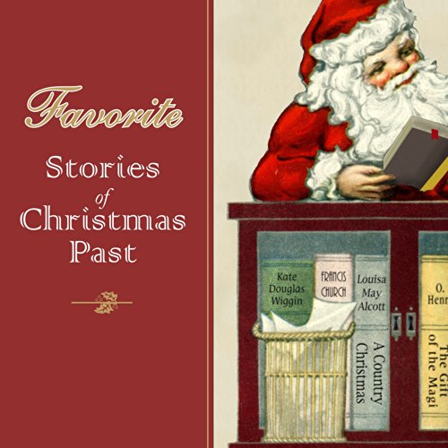 Favorite Stories of Christmas Past audiobook cover art