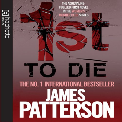 1st to Die cover art