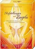 Aufstellungen mit Engeln: Mithilfe der Lichtwesen Seelenweisheit erkennen - Kartenset mit Begleitbuch - Renate Baumeister