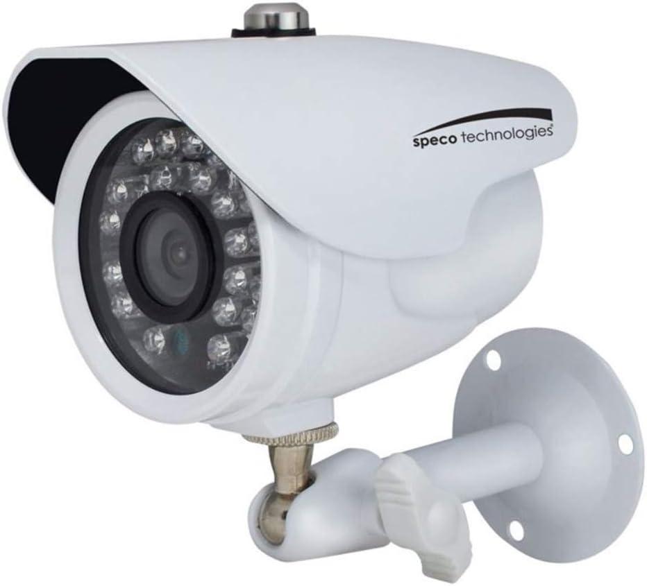 SPECO CVC627MT Marine Camera Waterproof Color 12/24VDC