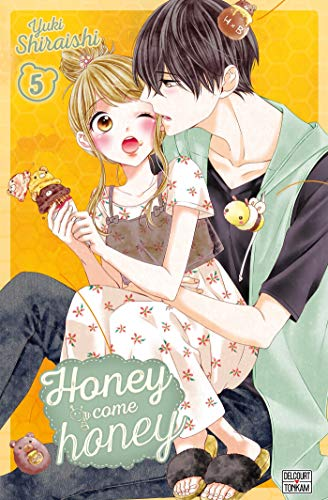 Honey Come Honey Edition simple Tome 5
