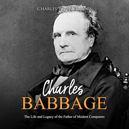Charles Babbage  By  cover art