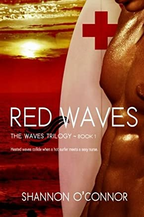 Red Waves (The Waves Trilogy) (Volume 1) by Shannon OConnor (2015-09-18)