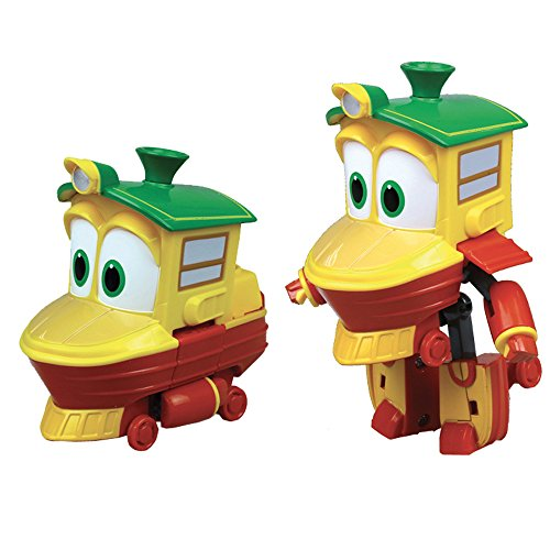 Rocco Juguetes 21737234 – Robot Trains personajes (Duck or