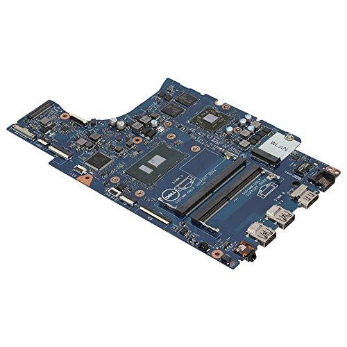 Caredy Suministros de computadora Placa Base, Placa Base I5-7200U, Alta compatibilidad ABS I5-7200U / I5-6200U CPU Laptop Parts para DELL 5567 para DELL 5767(I5-6200U)