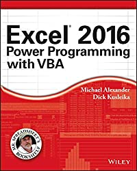 VBA Programming book