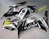 Kit de posventa para 2006 2007 CBR 1000 RR CBR1000RR 06 07 1000 RR CBR1000 Sprot Motorbike Body Fairing Set (moldeo por inyección)