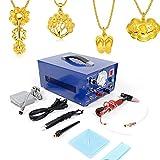 Welding Machine TBVECHI 800W 110V Adjustable High Power Argon Pulse Spot Welder Necklace Bracelet Jewelry JD Welding Machine