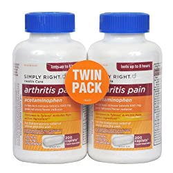 Member's Mark - Arthritis Pain Reliever, Extended Release, Acetaminophen