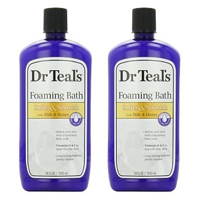 Dr. Teal's Foaming Milk