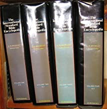 The International Standard Bible Encyclopedia: 4 Vol. Set (1995-02-01)