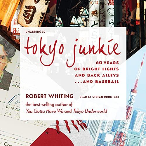 Tokyo Junkie cover art