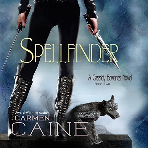 Spellfinder audiobook cover art