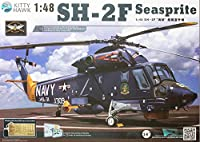KITTY HAWK KH80122 1/48 カマン SH-2F シースプライト プラモデル