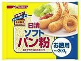 日清フーズ 日清ソフトパン粉 お徳用 袋300g