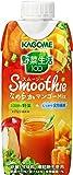 カゴメ 野菜生活100 スムージー なめらかマンゴーミックス(330mL*12)