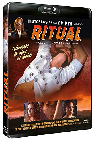 Ritual BD 2002 Tales from the Crypt Presents: Revelation [Blu-ray] [blu_ray] [2020] [blu_ray]