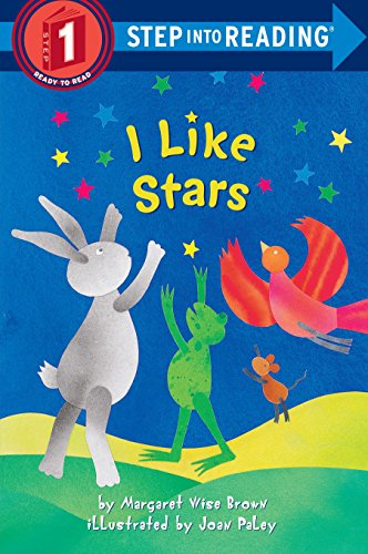 I Like Stars (Step into Reading)の詳細を見る