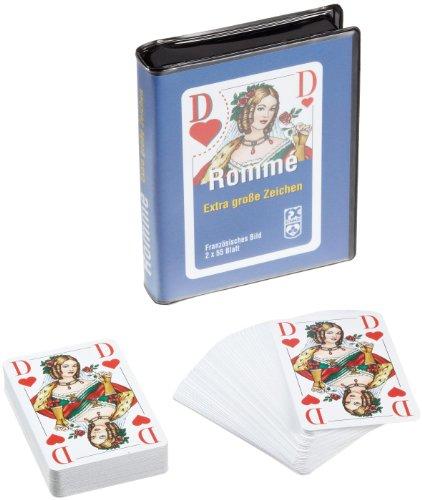 Ravensburger Spielkarten 27074 - Rommé, Canasta, Bridge