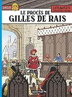 Les aventures de Jhen, Tome 17 - Le procès de Gilles de Rais de Jean Pleyers