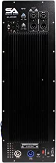 Seismic Audio - SA-APXLS8-800 Watt 4 Ohm Plate Amplifier for PA/DJ Line Array Subwoofer Cabinets - 4 Ohm Class AB Replacement Amp