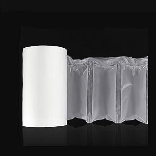 PUCHIKA 250 Stücke Luftpolsterkissen Geüllt Luftkissen Versandzubehör Wiederverwendbares Füllmaterial, Verpackungsmaterial Halbtransparent