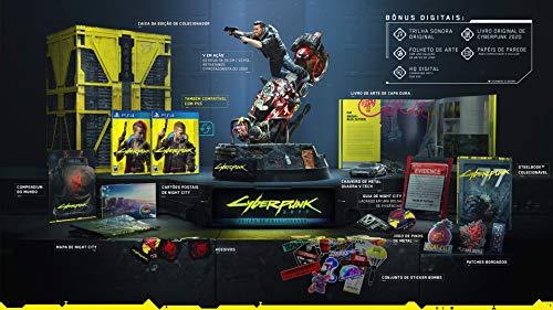 Cyberpunk 2077 - Collectors Edition - Playstation 4