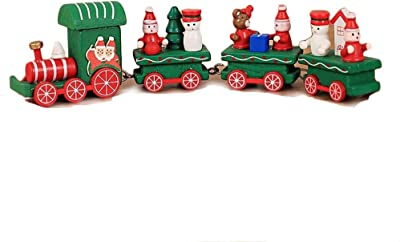 Special T Imports Gingerbread Express Holiday Train Figurines