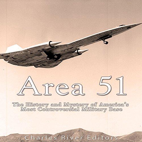 Area 51 audiobook cover art