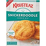 Krusteaz Snickerdoodle Cookie Mix, 17.5-Ounce Boxes (Pack of 12)...